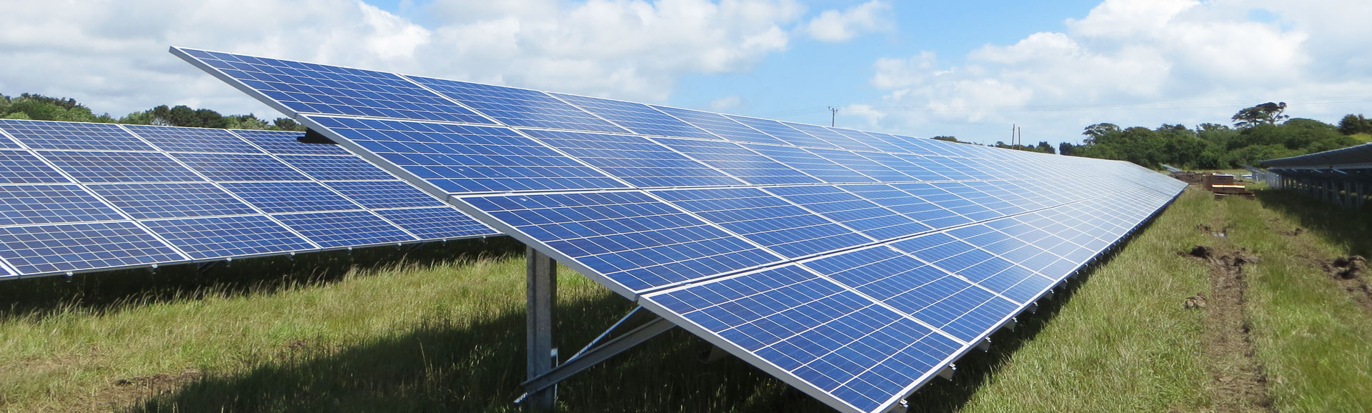 Energy 4 all west solent solar for Solar ranch